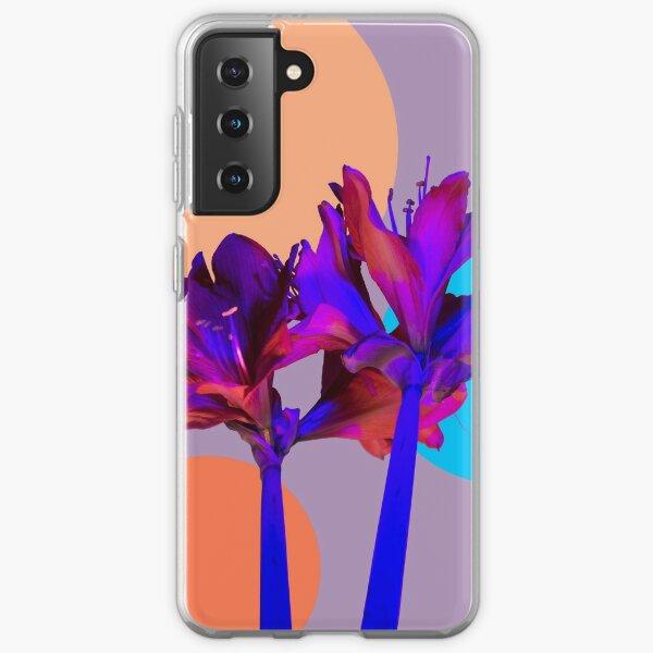 amaryllis Samsung Galaxy Soft Case