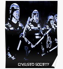 Civilised Society  Poster