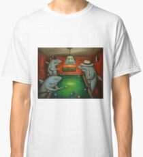 Pool Sharks Classic T-Shirt