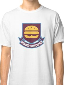 Steamed Ham United FC Classic T-Shirt