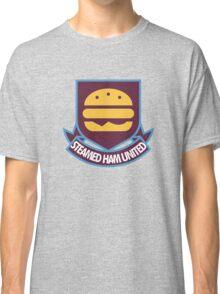 Steamed Ham United FC Classic T-Shirt