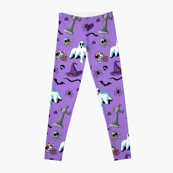 Halloween Pattern Leggings