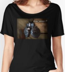 Doctor - Optometry - An old phoropter  Women's Relaxed Fit T-Shirt