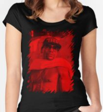 Floyd Mayweather - Celebrity Women's Fitted Scoop T-Shirt