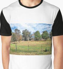 PHONOGRAPH: Kangaroos in the Bottom Paddock. Graphic T-Shirt