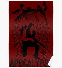 ZOMBIES APOCALYPSE Poster