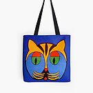 Cat Tote #2 by Shulie1
