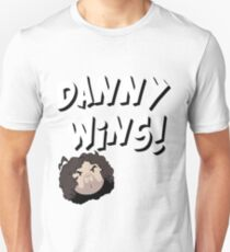 Danny Wins! Game Grumps Design Unisex T-Shirt