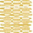 Scandinavian Love Mustard by elenor27