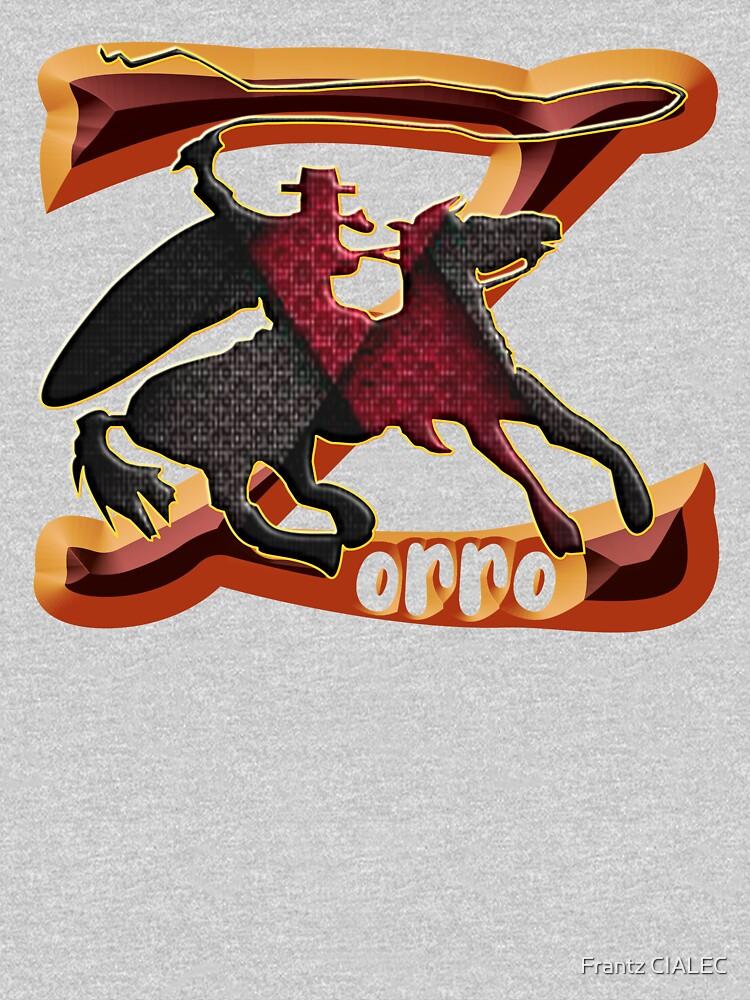 Z AS IN ZORRO - ZORRO ON HORSEBACK - ZORRO THE MYTH - THE WHIP MASTER - THE LEGEND OF AN OUTSTANDING HORSEMAN2 by Ralek