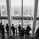 Tourists by John Violet