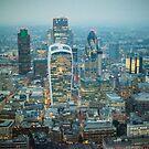 London Town by John Violet