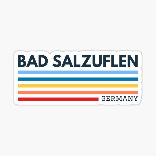 Bad Salzuflen Deutschland Sticker