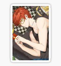 707 - Luciel Choi - Saeyoung - Mystic Messenger  Sticker
