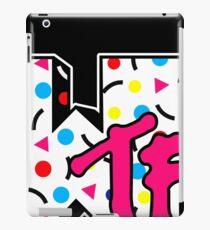 WTF - Eighties iPad Case/Skin