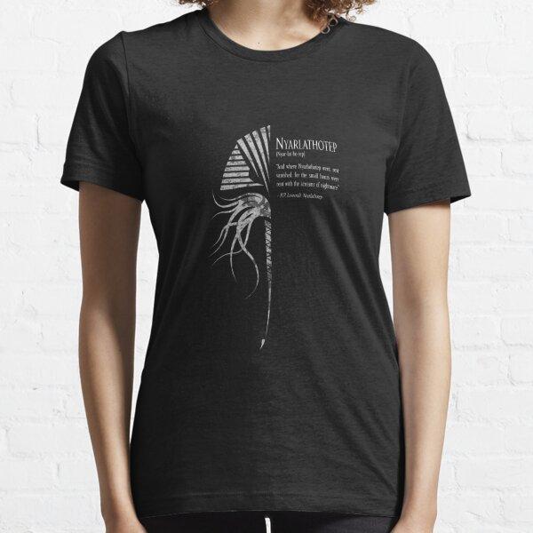 Nyarlathotep (granite) Essential T-Shirt