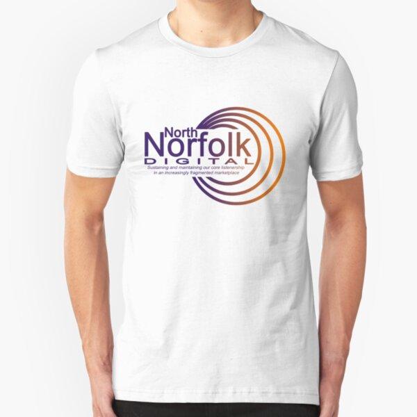 North Norfolk Digital Slim Fit T-Shirt