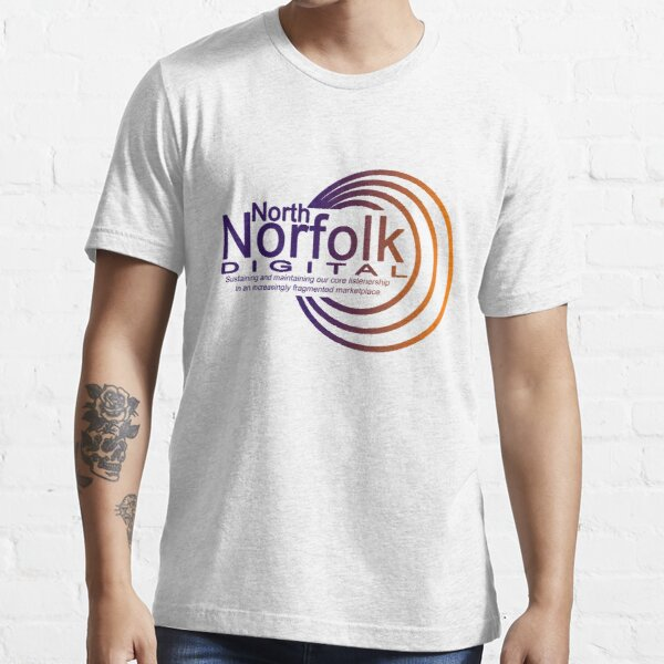 North Norfolk Digital Essential T-Shirt