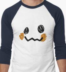 Mimikyu Face - Pokemon Men's Baseball ¾ T-Shirt
