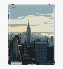 City landscape iPad Case/Skin