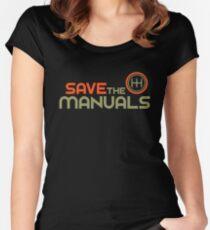 Enregistrer les manuels (4) T-shirt échancré