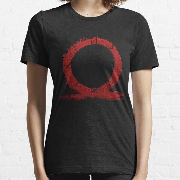 God Of War - Omega  Essential T-Shirt