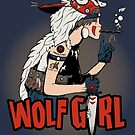 Wolf Girl by beware1984
