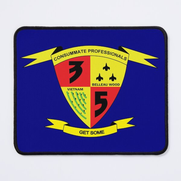 3RD BATTALION 5TH MARINES Mouse Pad
