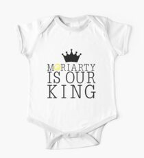 Moriarty Is Our King One Piece - Short Sleeve