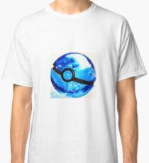 Water great Pokeball Classic T-Shirt