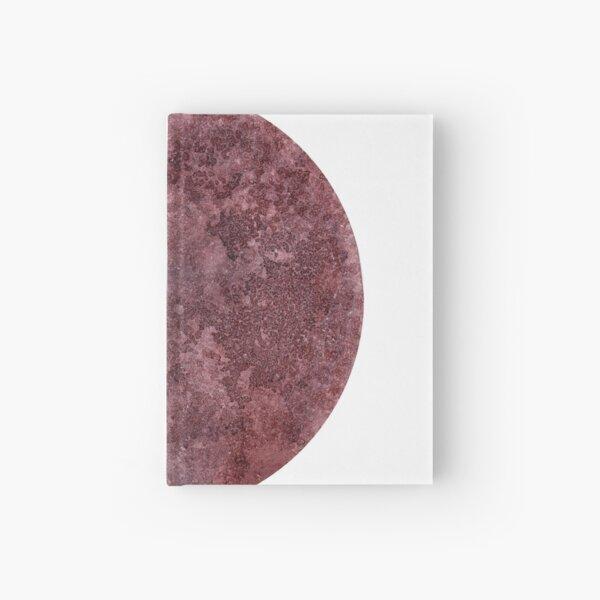 Lune rubis Carnet cartonné