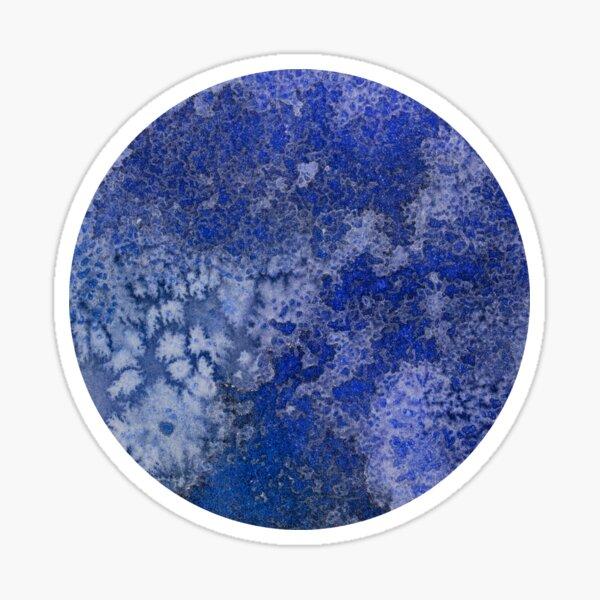 Sapphire moon Sticker