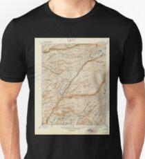 USGS TOPO Map California CA Big Trees 299226 1901 125000 geo T-Shirt