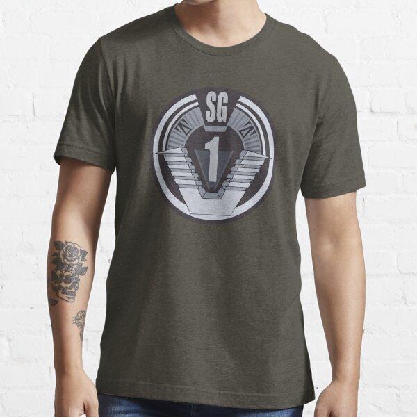 Stargate SG-1 badge Essential T-Shirt