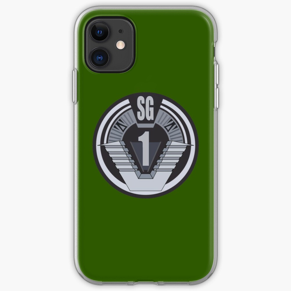 Stargate Command iphone 11 case