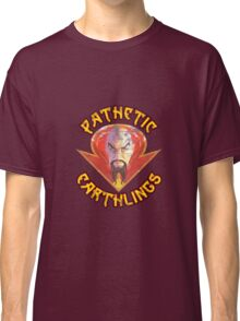 Ming the Merciless - Pathetic Earthlings Distressed Variant Classic T-Shirt