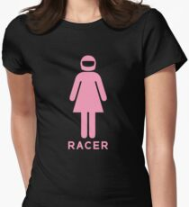Woman Racer (1) T-Shirt