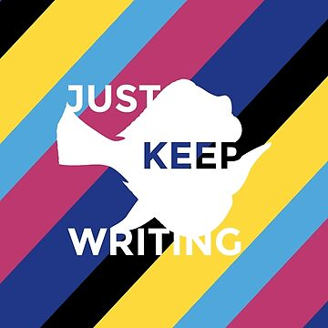 Dory - Just keep writing by MrPaulin