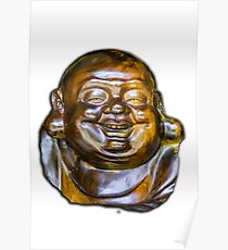 Laughing Buddna Poster
