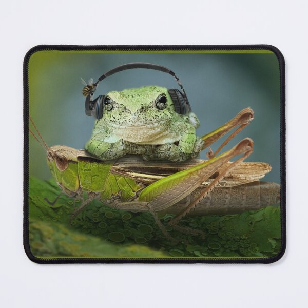 Lets relax Mouse Pad