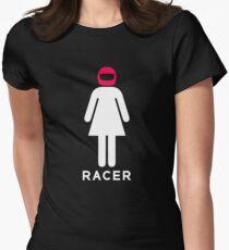 Woman Racer (4) T-Shirt