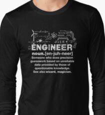 Engineer Humor Definition T-Shirt