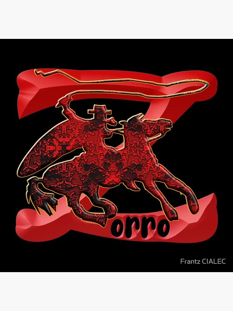 Z AS IN ZORRO - ZORRO ON HORSEBACK - ZORRO THE MYTH - THE WHIP MASTER - THE LEGEND OF AN OUTSTANDING HORSEMAN3 by Ralek