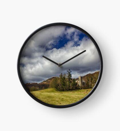 Belief in Solitude Clock