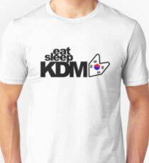 Eat Sleep KDM (2) Unisex T-Shirt