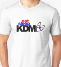 Eat Sleep KDM (3) Unisex T-Shirt