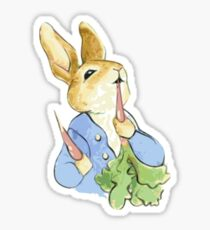 Peter Bunny Sticker