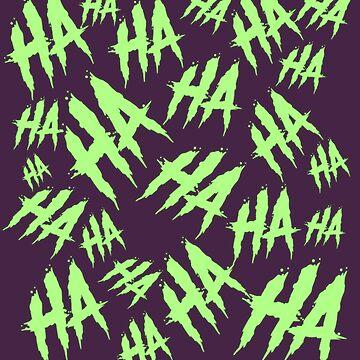 Acid Laugh by straidervenom