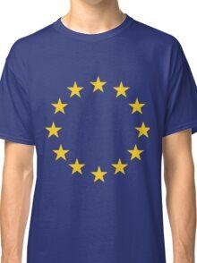EU flag Classic T-Shirt