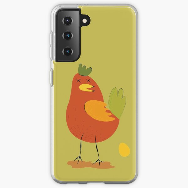 The hen and the golden eggs Samsung Galaxy Soft Case